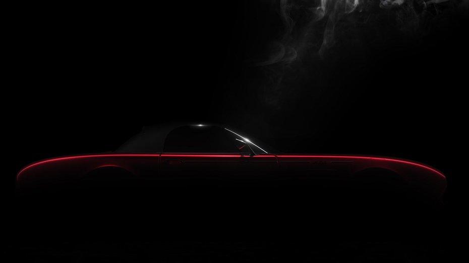 Італійці будують кришталевий автомобіль: перше фото