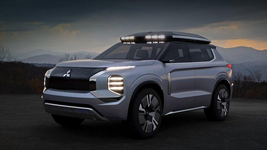 Mitsubishi оприлюднила план запуску нових моделей