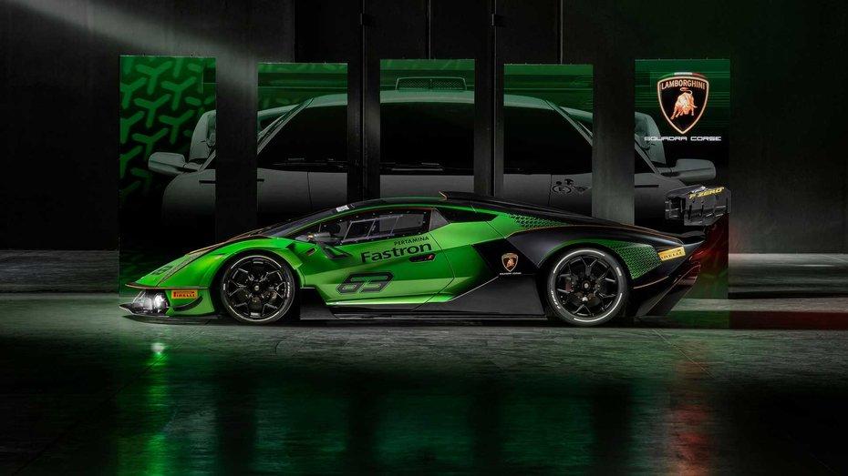 Lamborghini Essenza SCV12 представлений офіційно: найпотужніший атмосферний V12