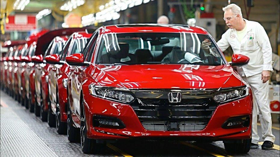 Honda попросила офісних працівників попрацювати на заводі