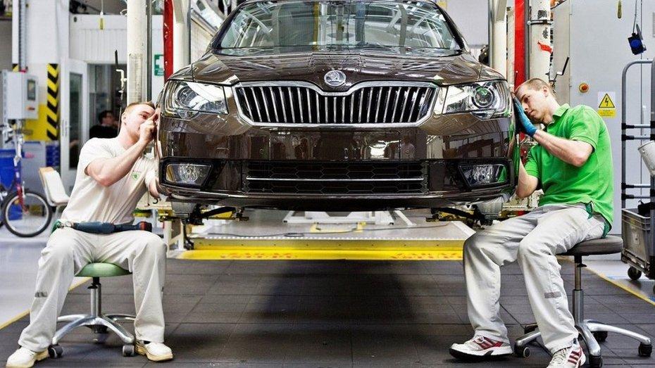 Автовиробництво в Україні впало ще на 62%