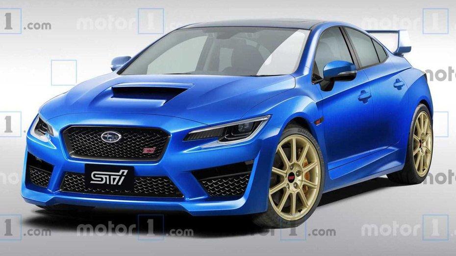 Subaru готується до прем'єри трьох спорткарів протягом кількох наступних років