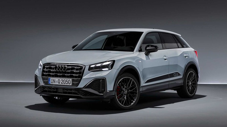 Audi Q2 2021 модельного года  Audi
